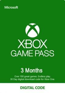MICROSOFT XBOX GAME PASS 3 MONTHS