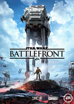 Star Wars Battlefront Origin CD Key game code with instant delivery.
