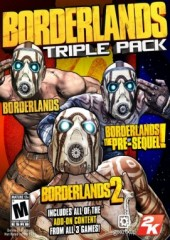 Borderlands - Triple Collecation