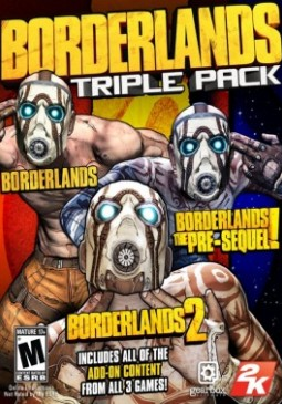 Joc Borderlands - Triple Collecation pentru Steam