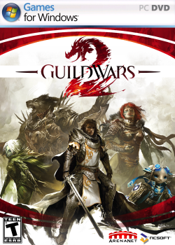 Guild Wars 2 game code with instant delivery.
