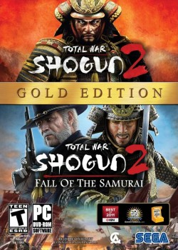 Total War: Shogun 2 Gold Edition Steam CD Key