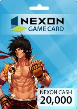 Nexon 20 000 game code with instant delivery.