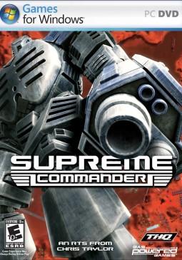 Joc Supreme Commander Steam Key pentru Steam