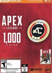 Apex Legends - Apex Coins Origin 1000 Points GLOBAL