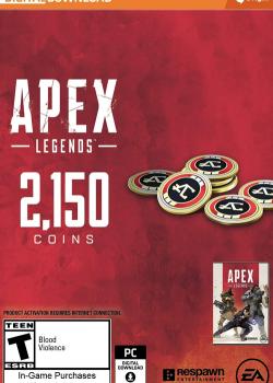 Apex Legends - Apex Coins Origin 2150 Points GLOBAL