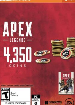Apex Legends - Apex Coins Origin 4350 Points GLOBAL