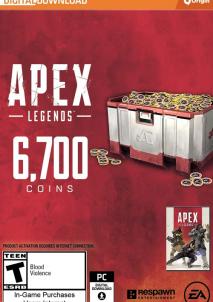 Apex Legends - Apex Coins Origin 6700 Points GLOBAL