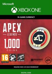Apex Legends - Apex Coins 1000 Points XBOX ONE