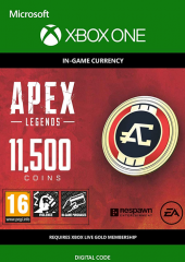 Apex Legends - Apex Coins 11500 Points XBOX ONE