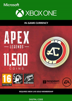 Apex Legends - Apex Coins 11500 Points XBOX ONE