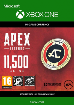 Joc Apex Legends - Apex Coins 11500 Points XBOX ONE pentru XBOX