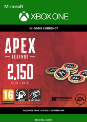 Apex Legends - Apex Coins 2150 Points XBOX ONE