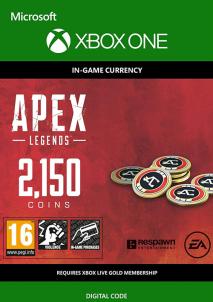 Apex Legends - Apex Coins 2150 Points XBOX ONE