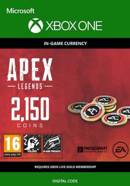 Joc Apex Legends - Apex Coins 2150 Points XBOX ONE pentru XBOX