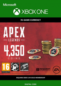 Apex Legends - Apex Coins 4350 Points XBOX ONE