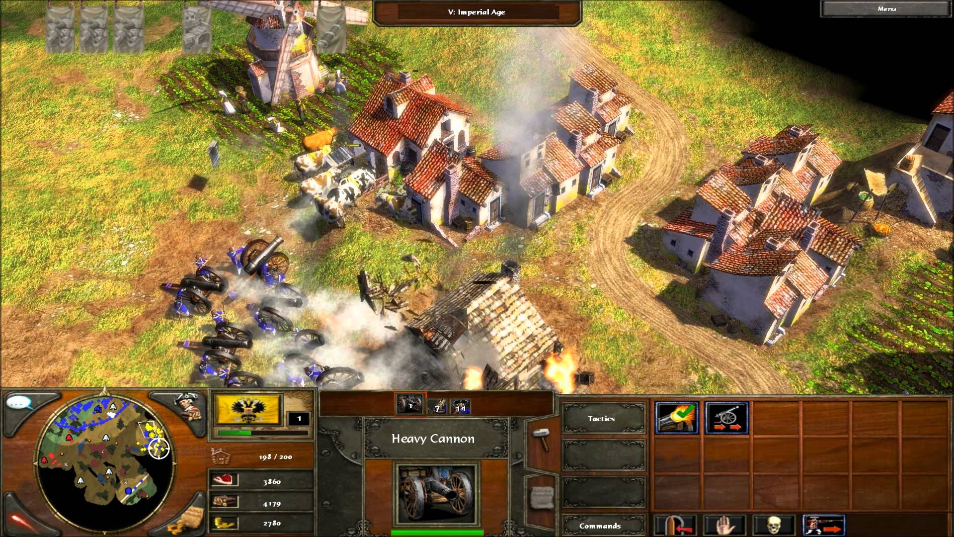 ... View a larger version of Age of Empires III: Complete Collection 6/6