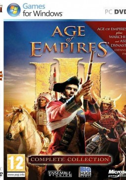 Joc Age of Empires III: Complete Collection pentru Steam