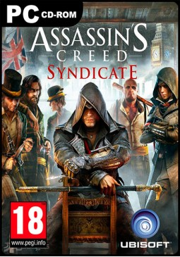 Joc Assassin's Creed Syndicate UPLAY PC pentru Uplay