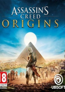Assassin's Creed Origins Uplay CD Key