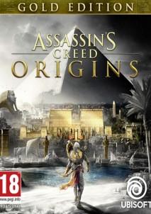Assassin's Creed Origins Gold Edition Uplay CD Key