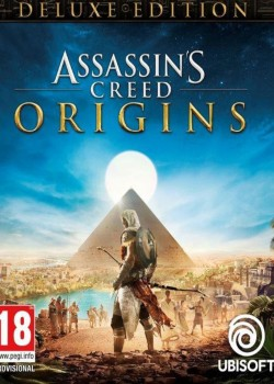 Assassin's Creed Origins Deluxe Edition Uplay CD Key