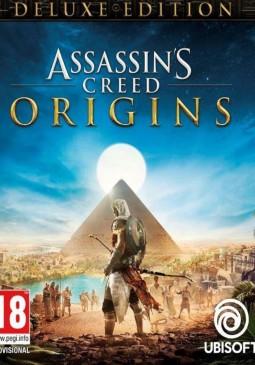 Joc Assassin s Creed Origins Deluxe Edition Uplay CD Key pentru Uplay