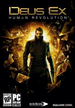 Joc Deus Ex: Human Revolution pentru Steam