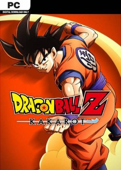 DRAGON BALL Z: KAKAROT Steam CD Key Global