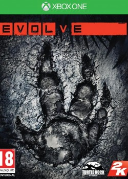 Evolve with Monster Expansion Pack Xbox One