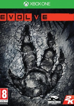 Joc Evolve with Monster Expansion Pack Xbox One pentru XBOX