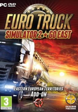 Joc Euro Truck Simulator 2 - Going East! DLC Steam CD Key pentru Steam