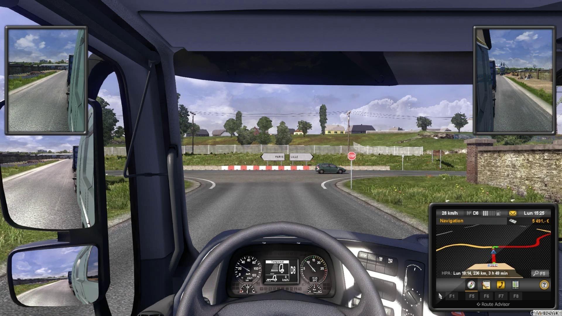 euro truck simulator 2 going east dlc steam cd key. Black Bedroom Furniture Sets. Home Design Ideas