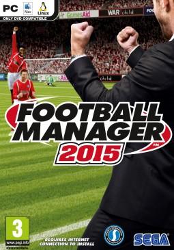 Joc Football Manager 2015 pentru Steam
