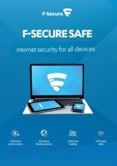 F-Secure SAFE 2017, 5 devices, Multi Device Electronic Licensing