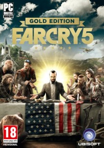 Far Cry 5 Gold Edition EU Uplay PC