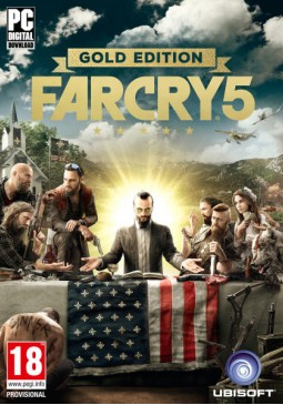 Joc Far Cry 5 Gold Edition EU Uplay PC pentru Uplay