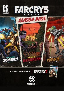 Far Cry 5 - Season Pass EU Uplay PC