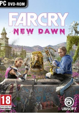 Joc Far Cry: New Dawn EU Uplay CD Key pentru Uplay