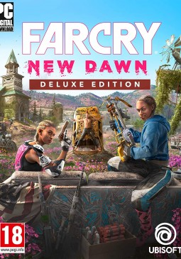 Joc Far Cry: New Dawn Deluxe Edition EU Uplay PC pentru Uplay