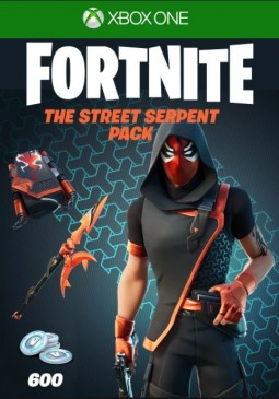 Joc Fortnite The Street Serpent Pack Key pentru XBOX