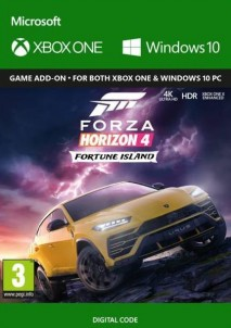 Forza Horizon 4 - Fortune Island DLC XBOX One CD Key