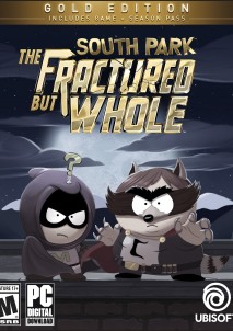 South Park The Fractured But Whole Gold Edition Uplay CD Key