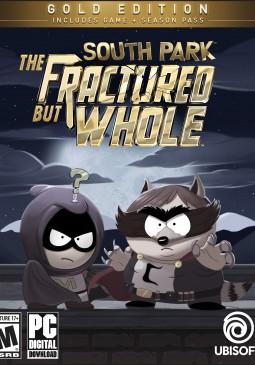 Joc South Park The Fractured But Whole Gold Edition Uplay CD Key pentru Uplay