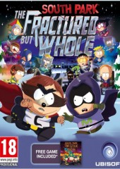 South Park The Fractured But Whole Uplay CD Key