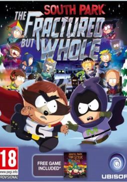 Joc South Park The Fractured But Whole Uplay CD Key pentru Uplay