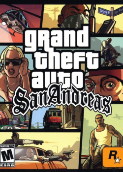 Grand Theft Auto: San Andreas game code with instant delivery.