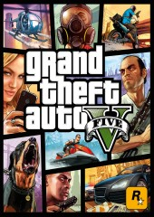 Grand Theft Auto V GTA (incl. 1,2m $ + 300k $ Bonus)
