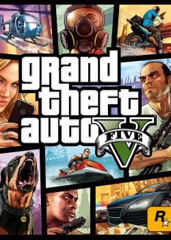 Grand Theft Auto V game code with instant delivery.