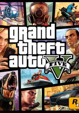 Joc Grand Theft Auto V Rockstar pentru Official Website